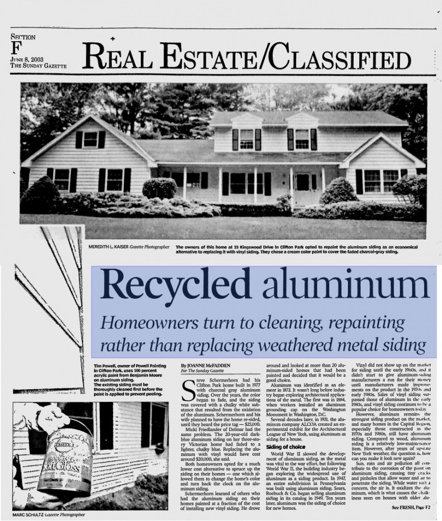 Gazette Article
