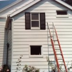After: Aluminum Siding